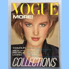 Vogue Magazine - 1980 - September 1st